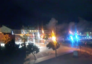 Fire Brings Panic to Restaurant Diners in Javea Late Monday Evening