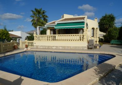 4 Bed Villa near to the Arenal Beach, Javea