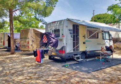 Overnight Motorhome Parking In Valencia – An Update